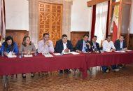 Estrada Cárdenas explicó que la Agenda de los legisladores panistas tiene como propósito fundamental el dar solución a todos los planteamientos y exigencias de los diversos sectores sociales de la entidad