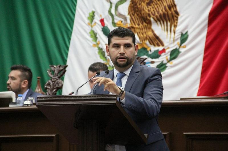 Por noveno año consecutivo Michoacán mantiene el primer lugar nacional en el valor de la producción agrícola con más de 80 mil millones de pesos, destacó el diputado del PRD