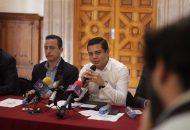 Los medios de comunicación serán un aliado para informar las actividades de los legisladores: Óscar Escobar