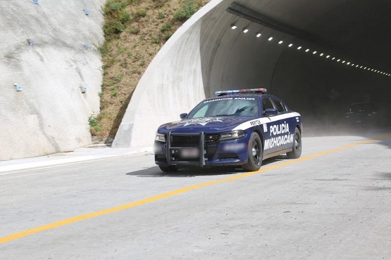 Personal de Tránsito y Movilidad realiza labores preventivas de accidentes