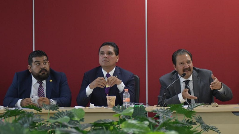 Los diputados del PT buscarán gestionar y resolver las carencias de los diversos sectores: Reginaldo Sandoval