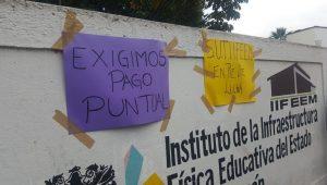 Las oficinas se encuentran en la intersección entre las calles Margarita Maza de Juárez y Avenida Universidad, mismas que se encuentra libres