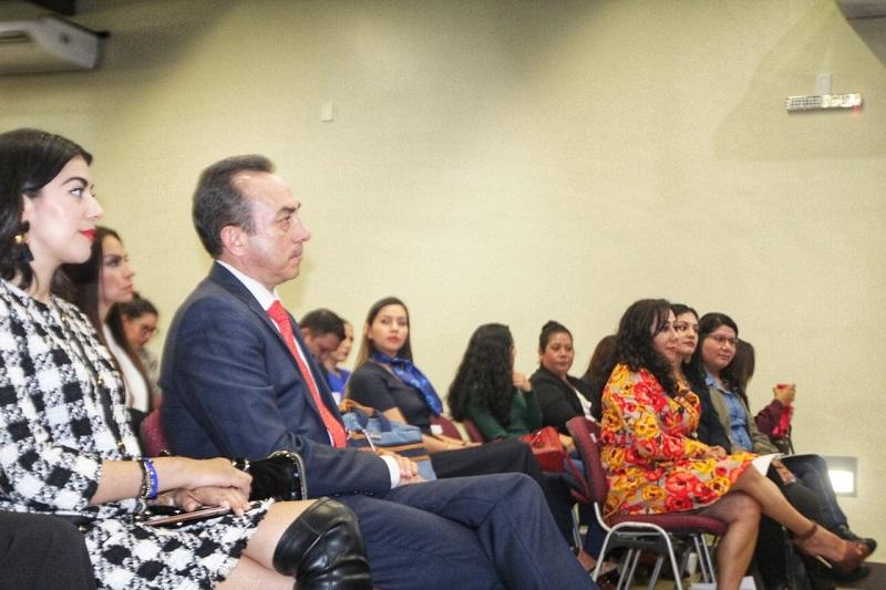 Soto Sánchez celebró que a un año de la instalación de este ente público y ciudadano, se garantice la participación de la mujer en la función pública