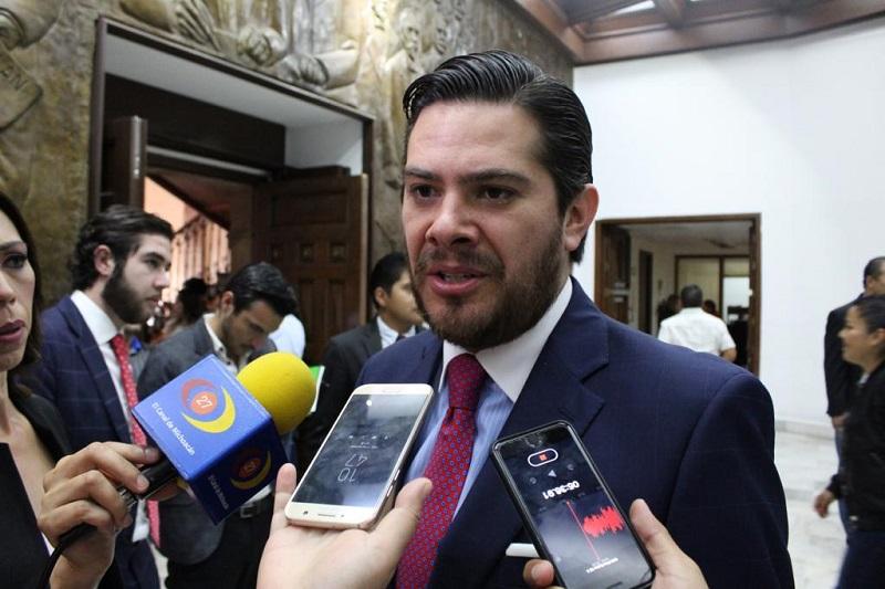 Orihuela Estefan destacó que uno de los problemas más graves que enfrenta el estado es la descomposición social por la que atraviesa