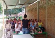En este inicio de actividades se atendió a 50 niñas, niños, adolescentes y jóvenes y a 30 adultos, hombres y mujeres