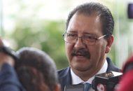 El encuentro estuvo encabezado por el diputado federal, Reginaldo Sandoval Flores, quien en este marco se congratuló de la participación copiosa de los distintos actores educativos de la entidad