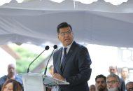 Conmemora Gobierno del Estado el CLIII Aniversario Luctuoso de los Mártires de Uruapan