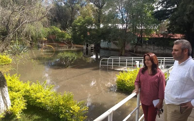 La bancada de Morena convoca a la población de Morelia a ser solidarios, y apoyar con los recursos materiales o humanos a su alcance para que las personas afectadas por las inundaciones puedan restablecer sus actividades cotidianas en breve