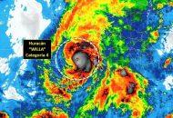 Tormentas muy fuertes a puntuales intensas se esperan en Jalisco, Colima, Michoacán, Guerrero, Oaxaca, Chiapas, Tamaulipas, Veracruz y Puebla