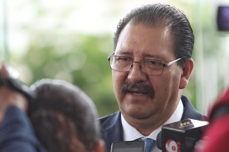 Reginaldo Sandoval ofreció establecer diálogo y atención de gestión para los afectados, desde las oficinas estatales del partido, ubicadas en avenida de La Paz 271 en la colonia Morelos