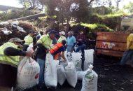 El titular de Servicios Públicos Municipales mencionó que más de un centenar de trabajadores se encuentran disponibles para atender cualquier emergencia derivada de la contingencia climatológica