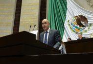 El ejecutivo estatal deberá agilizar el procedimiento para la gestión de los recursos y la declaración de la zona de desastre natural en Morelia para apoyar a los más de 50 mil damnificados: Adolfo Torres
