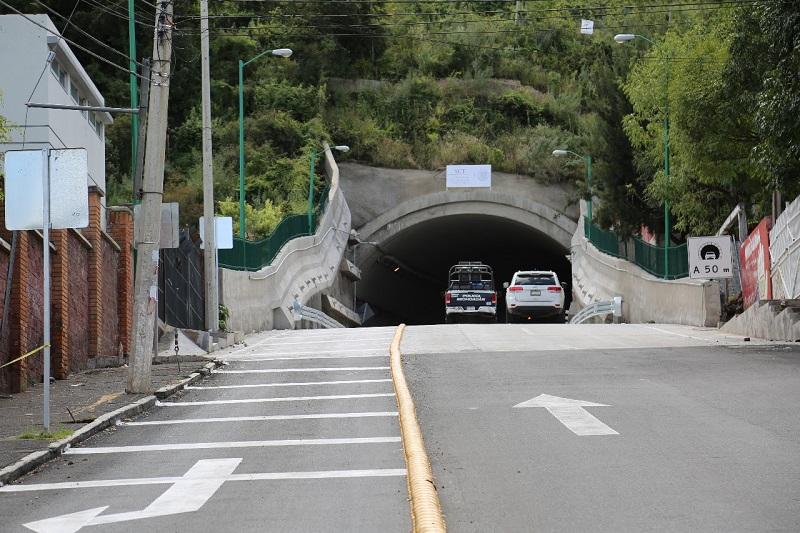El operativo se desplegó al ser una vía nueva, con la finalidad de que los automovilistas conozcan el trayecto y sean conscientes del peligro que se puede ocasionar al faltar a la Ley de Tránsito del Estado