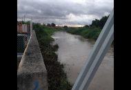 Al momento se reporta que el Río Chiquito se encuentra al 40% de su capacidad, mientras que el río Grande está al 87%. Los drenes también han bajado su tirante por debajo del 85%