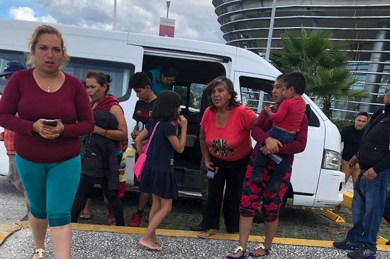 Omega Vázquez hizo un llamado a los morelianos a sumarse a acciones de solidaridad, apoyo y respeto con las personas que han perdido su patrimonio, que actualmente se encuentran en situación de vulnerabilidad y desamparo