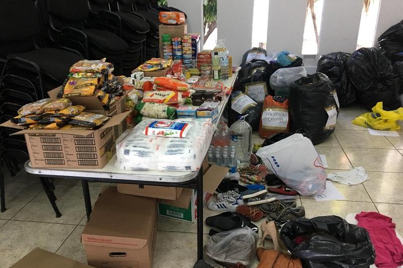 Llaman autoridades a la sociedad moreliana a continuar con la donación y apoyo a las familias afectadas