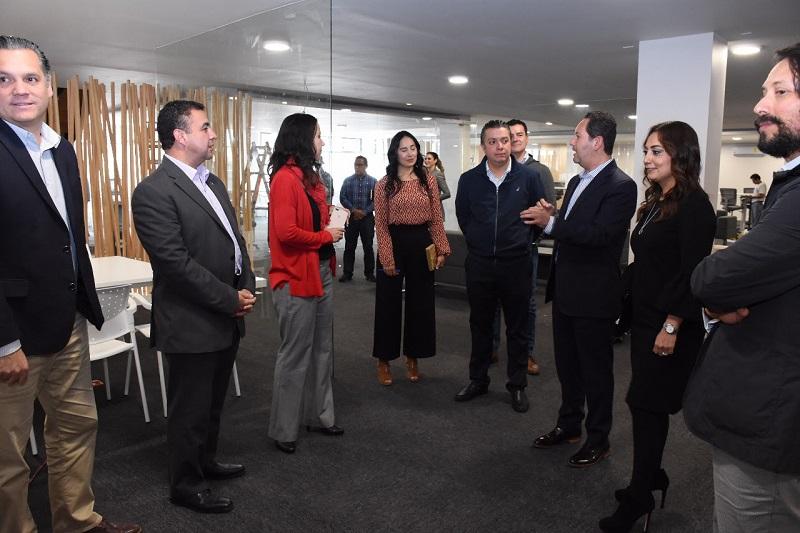 A través del esquema llamado 360 grados se dará seguimiento a los proyectos, además de que todos los programas de apoyo a los emprendedores se encontrarán en un mismo lugar