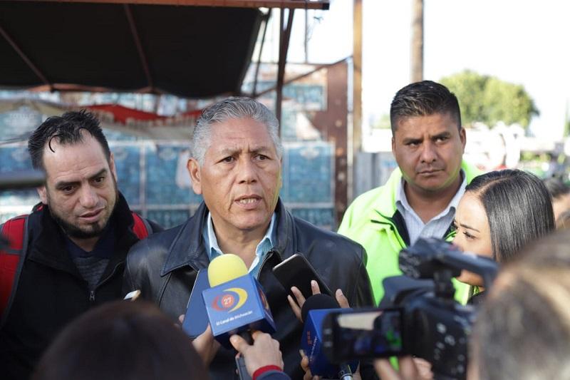 Arroniz Reyes enfatizó que con la declaratoria de emergencia emitida por la Secretaría de Gobernación para las colonias siniestradas en la ciudad se permitirá reforzar la atención a la ciudadanía que resultó afectada