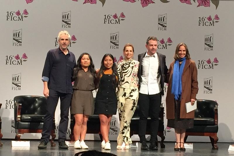 La película fue seleccionada por la Academia mexicana para representar a nuestro país en la competencia de los premios Oscar