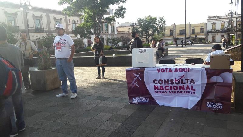 Quienes quieran participar en la consulta del Morena deberán presentar su credencial de elector