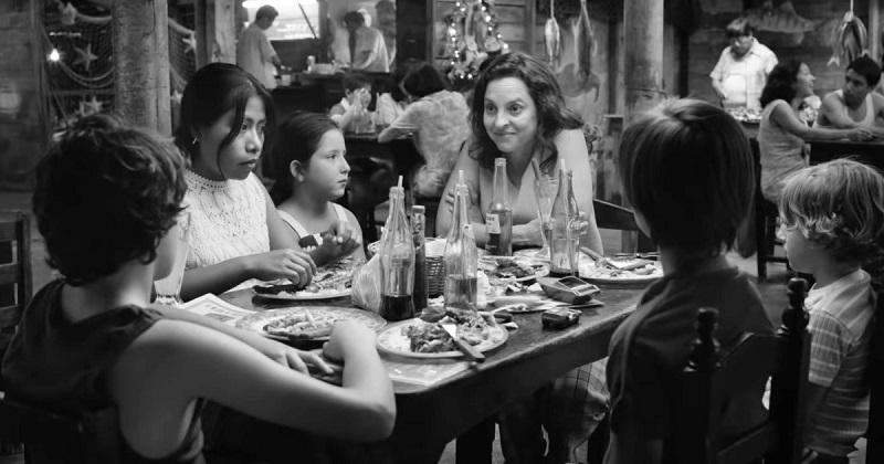 """""""Roma"""", lo nuevo de Alfonso Cuarón se presentó en el FICM"""