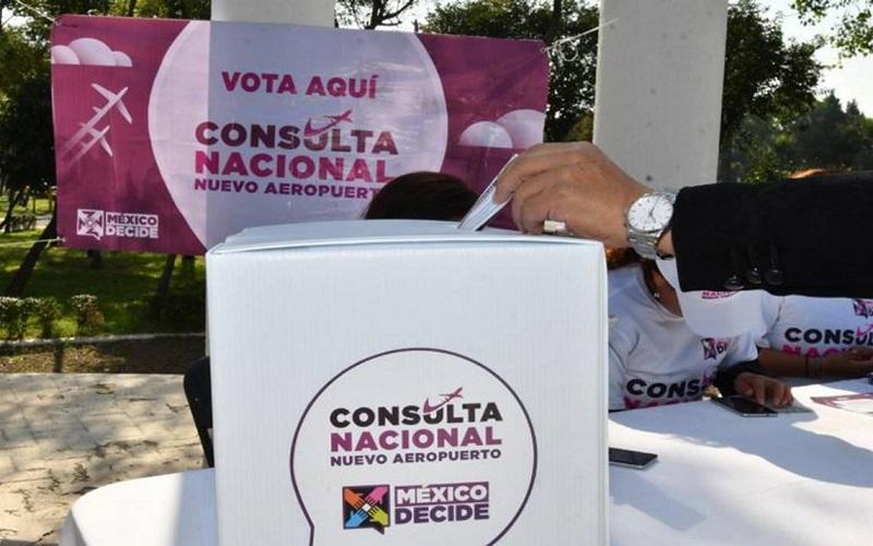 """Jesús Ramírez, próximo coordinador de Comunicación Social de Andrés Manuel López Obrador, dijo que los casos de votos duplicados no tienen """"una relevancia significativa, en términos del número de participantes"""""""