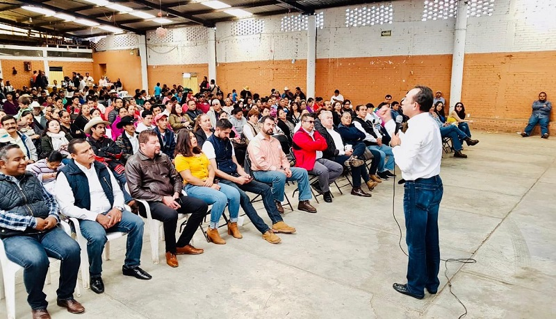 Ante la situación que vivió el PRD en las pasadas elecciones, el dirigente estatal manifestó que desde Michoacán se llevará un planteamiento claro de democracia interna