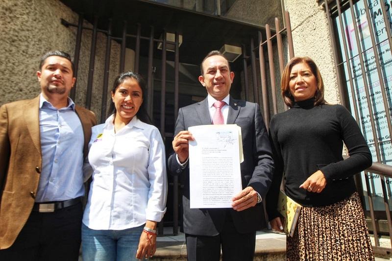 Soto Sánchez subrayó que el supuesto ejercicio democrático dejó relegado al INE, como órgano exclusivo para realizar este tipo de consultas, que está claramente establecido en nuestra Constitución