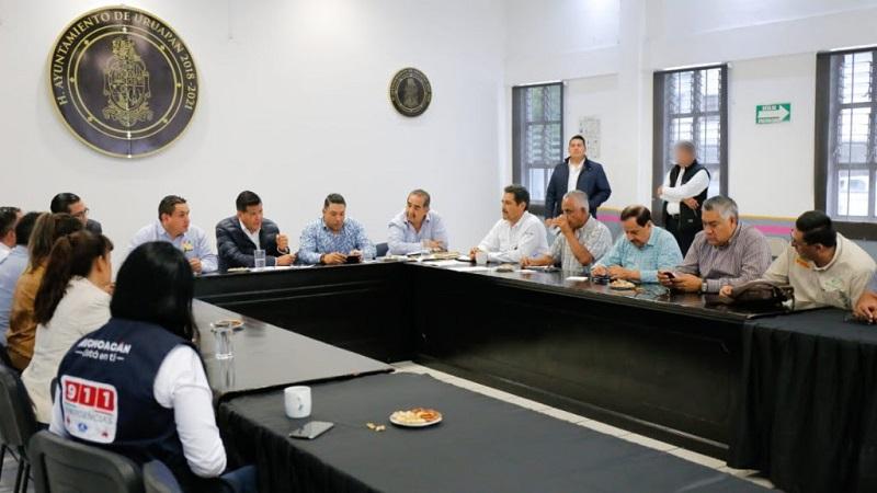 Corona Martínez externó que el Gobierno del Estado mantiene sus puertas abiertas al diálogo a las y los integrantes del sector aguacatero de la región, a fin de establecer acuerdos conjuntos que permitan mantener el desarrollo integral de la sociedad