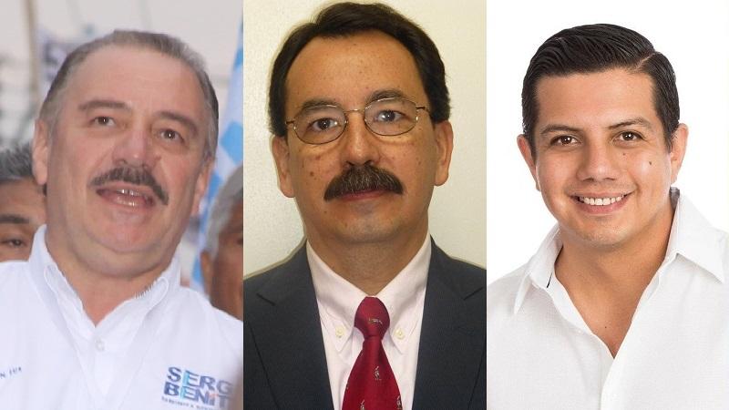 Ya veremos qué pasa, pero por lo pronto ya suman tres otra vez los aspirantes a la dirigencia estatal del PAN en Michoacán