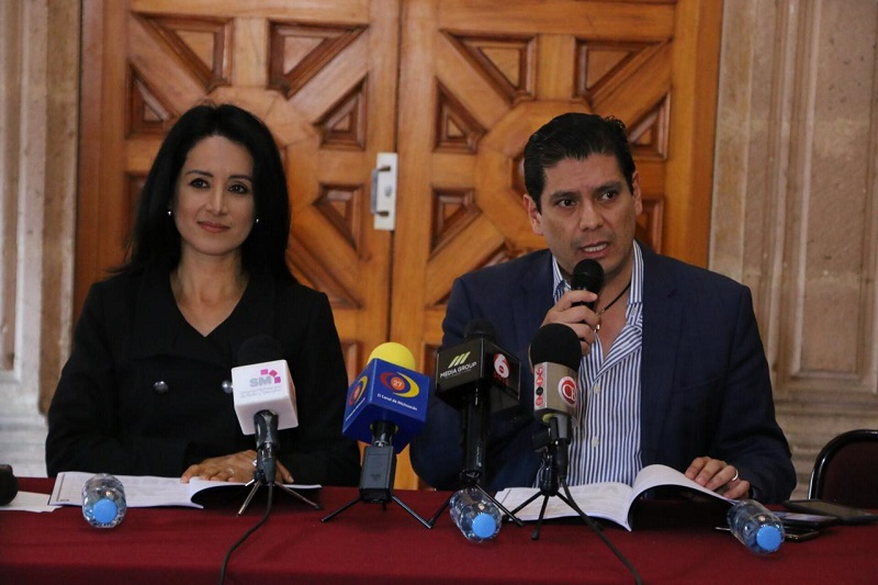 La plataforma parlamentaria va enfocada en ocho ejes primordiales de gran impacto para el Estado: Ernesto Núñez