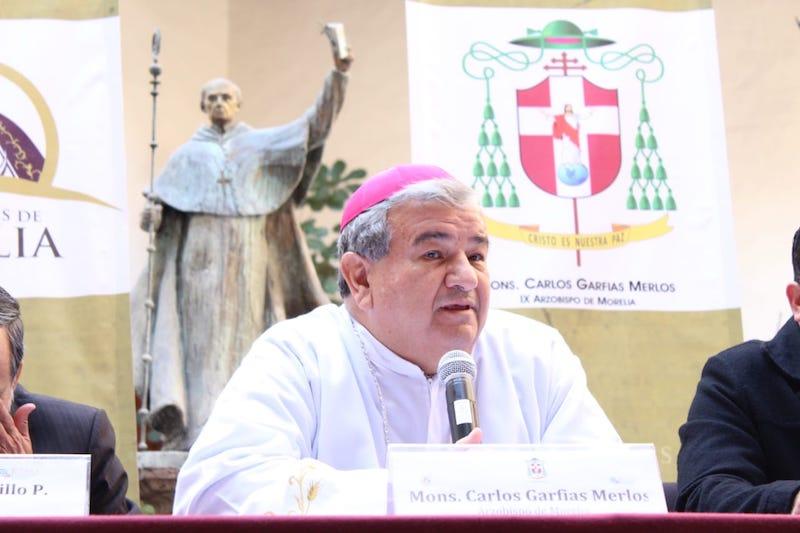 Hoy en toda la Iglesia de México, en torno a la Solemnidad de Cristo Rey, celebramos el Día de los Apóstoles Laicos, afirmó Garfias Merlos en otro tema