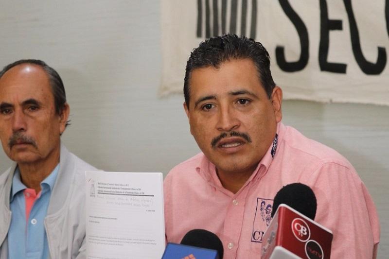 """""""Siempre nos ponen en los últimos lugares pero en condiciones diferentes no estamos en ese sentido, yo más bien pediría y exigiría en todo caso que se revisen los indicadores de educación y que veamos dónde está Michoacán"""": Zavala Hurtado"""