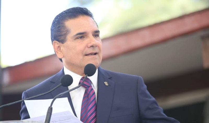 El mandatario michoacano dijo que es importante dejar en claro que la administración estatal no interfiere en la regulación de la oferta y la demanda de los mercados, ni en los acuerdos de quienes participan en la cadena del sistema producto aguacate