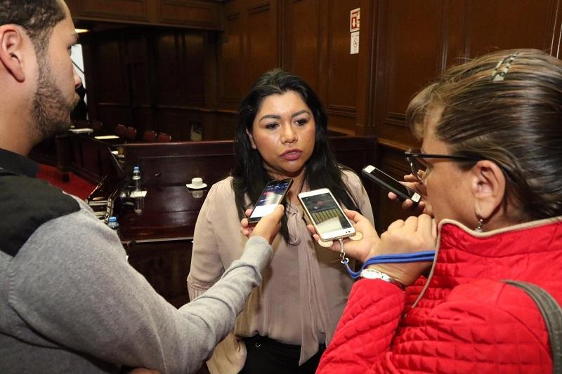 Según Brenda Fraga, PRD y PAN deben entender que la correlación de fuerzas en el país ya cambió y que hoy en el Congreso de Michoacán se defenderán las causas de la gente y no lo que instruya el ejecutivo