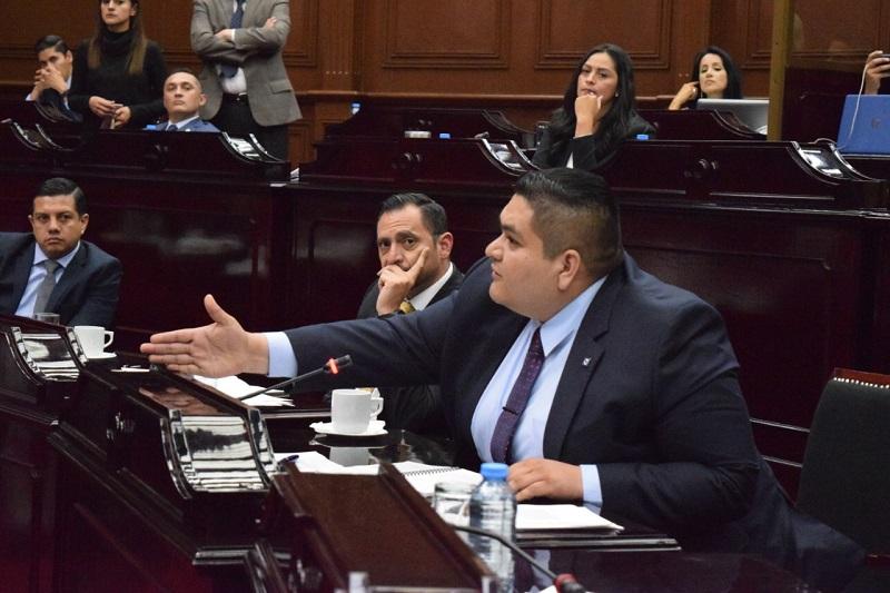 Diputados del PAN exigen respeto y cumplimiento a los procedimientos establecidos en la Ley Orgánica