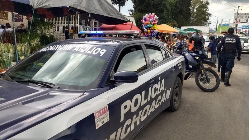 En el despliegue operativo, participa personal de la SSP, SEDENA, SEMAR, PF, PC, y Policías Municipales
