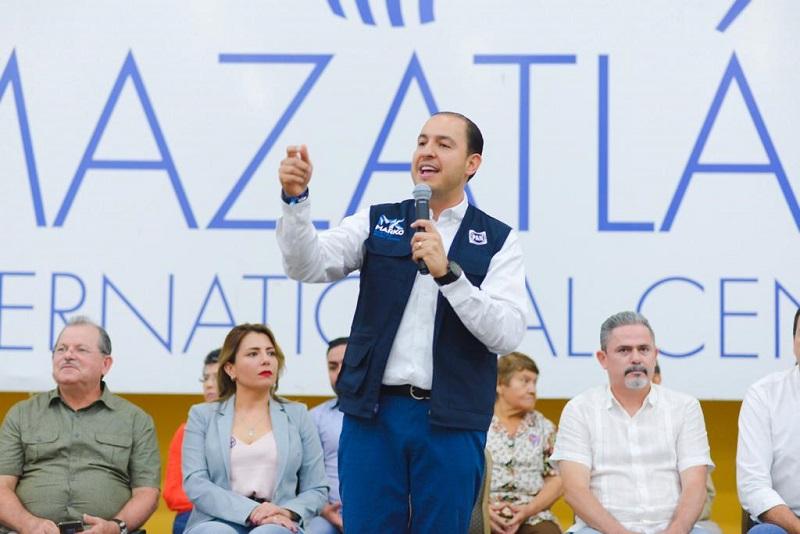 Aclaró que en lo que Acción Nacional no estará de acuerdo es en el debilitamiento de las instituciones, pues va por la democracia, el equilibrio de poderes, las libertades y los derechos de los mexicanos