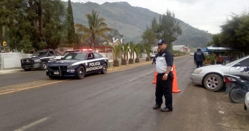 La SSP continúa con el operativo de vigilancia en sitios turísticos de la entidad para garantizar la seguridad de visitantes y turistas