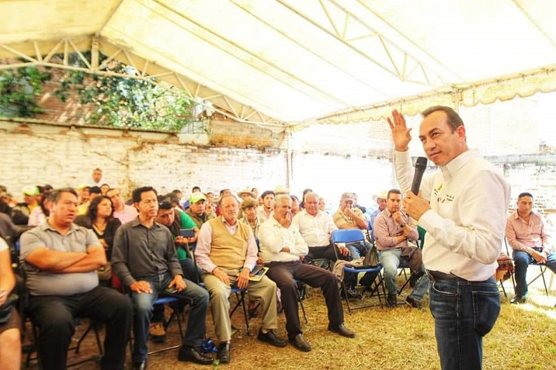 Soto Sánchez anunció que bajo su dirigencia estatal en Michoacán, los Foros Regionales Deliberativos se llevarán a cabo los días 6, 8 y 10 de noviembre, en las ciudades de Uruapan, Zamora y Morelia