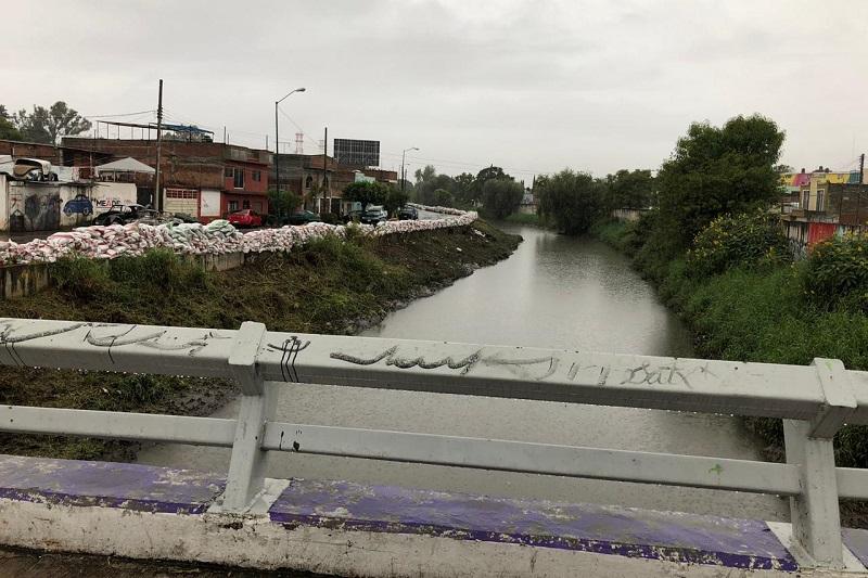 Colonias que son focos rojos de inundación se encuentran sin afectaciones, sin embargo se mantiene la vigilancia permanente en estos lugares