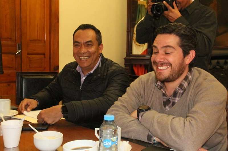 Desde la bancada del PRD se impulsa una agenda legislativa que atiende las voces de los distintos sectores sociales: López Solís