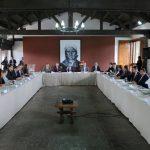 """Llama el gobernador de Michoacán a emprender trabajo con ánimo renovado y hacer las cosas diferentes para tener resultados diferentes; """"no es un trabajo, es un compromiso de vida"""""""