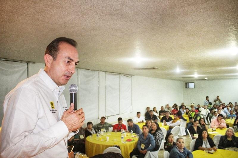 Antonio Soto Sánchez remarcó que el PRD tiene la oportunidad en sus militantes para corregir sus errores, fortalecer las áreas débiles y ser el partido político que realmente ofrezca una opción de izquierda