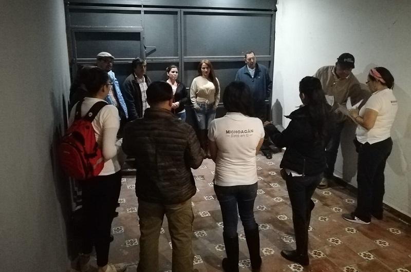 De la mano de los Comvives, la institución busca inhibir índices de delitos en Michoacán
