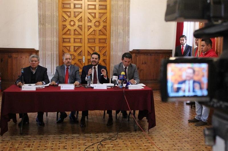 GPPRI comprometido para enfrentar nuevos tiempos en Michoacán: Eduardo Orihuela