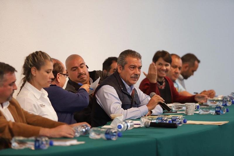 Sociedad civil, funcionarios, empresarios, instituciones educativas y clero, firmarán el acuerdo, anunció el presidente municipal de Morelia