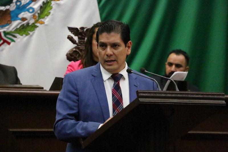 Ernesto Núñez propone también la aplicación de sanciones administrativas a autoridades omisas