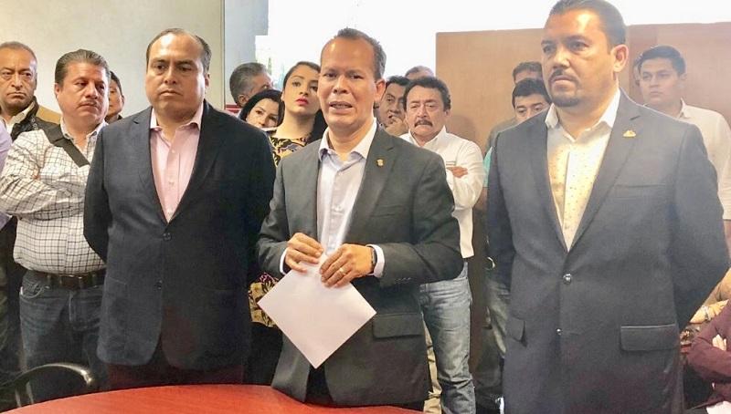 Gerónimo Color Gasca agradeció la cálida bienvenida y se comprometió a responder al llamado del gobernador Silvano Aureoles Conejo, y servir a Michoacán con lealtad, sensibilidad y humildad