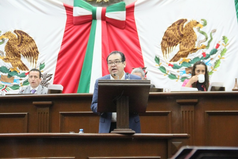 Que la responsabilidad deje de ser de la Secretaría de Administración y Finanzas porque sus atribuciones no son de vigilancia: Martínez Soto